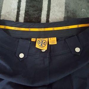 Tory burch long shorts